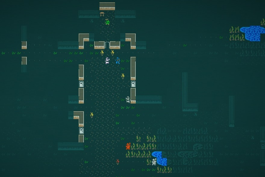 Caves Of Qud World Map.It S Best To Play This Roguelike The Same Way You D Read The Grapes