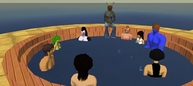What new virtual world does the Second Life creator have in store