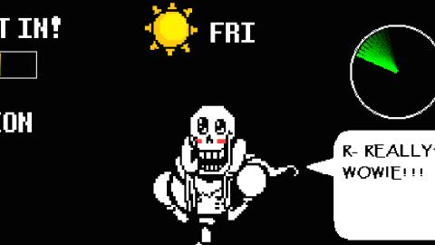 skeleton-date