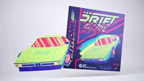 Drift Stage OST vinyl