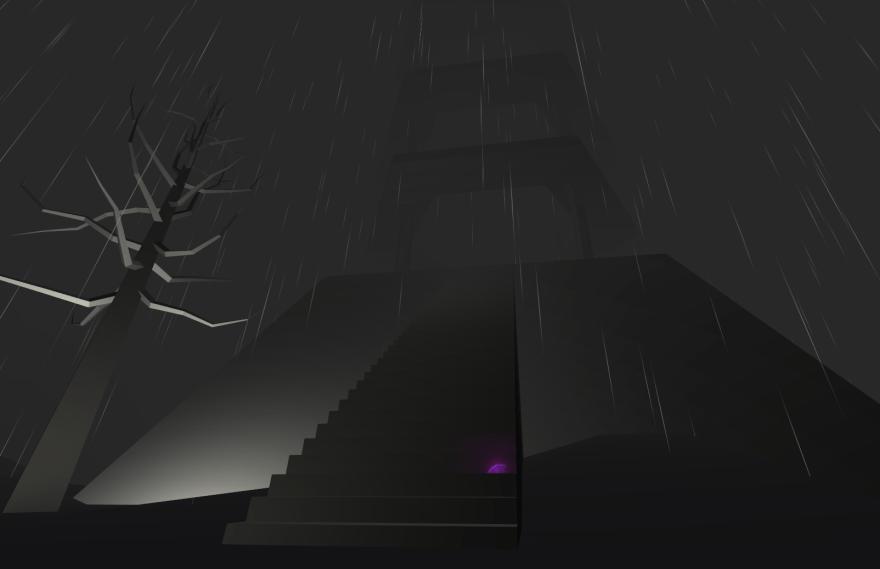 Rain, House, Eternity