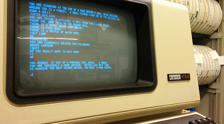 Colossal_Cave_Adventure_on_VT100_terminal