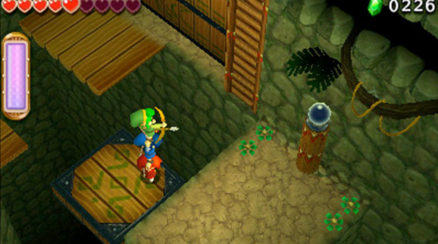 The Legend of Zelda, now 75% less interesting - Kill Screen
