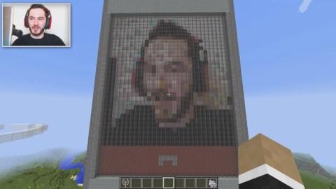 Minecraft smartphone