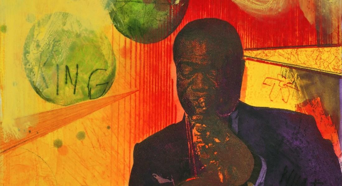 Adi Holzer Werksverzeichnis 899 Satchmo (Louis Armstrong)