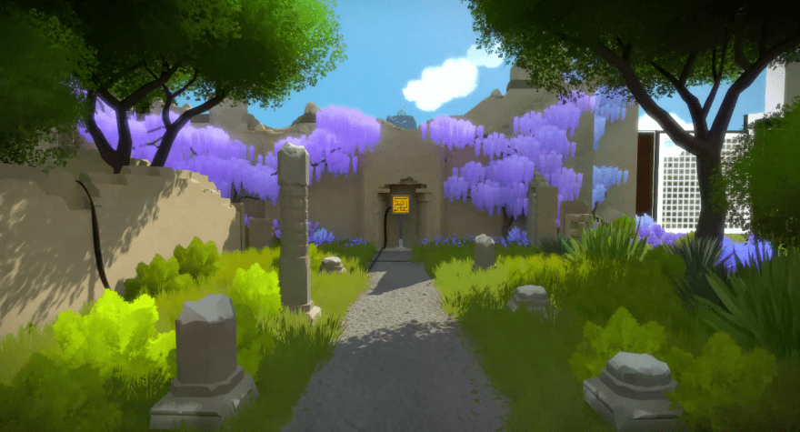 The Witness Puzzle