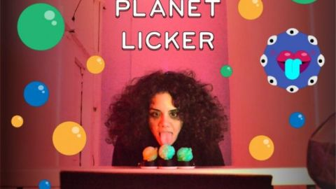 Planet-licker