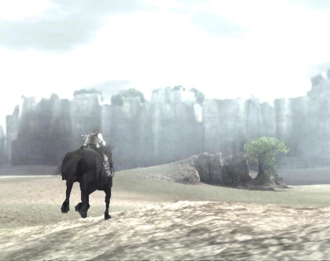 A Landscape Of Memory; Returning To Shadow Of The Colossus