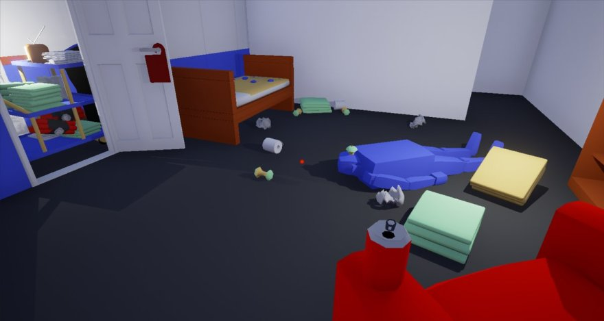 a game about cleaning hotel rooms with swat tactics kill screen