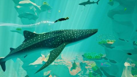 Abzu WhaleShark