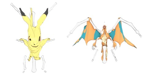 Pokemon Bones