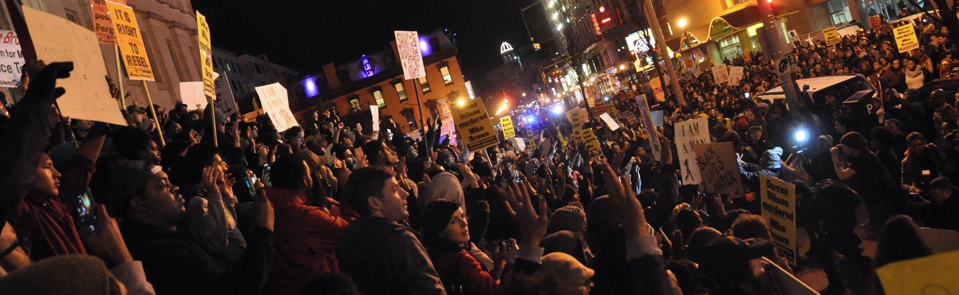 DC protest