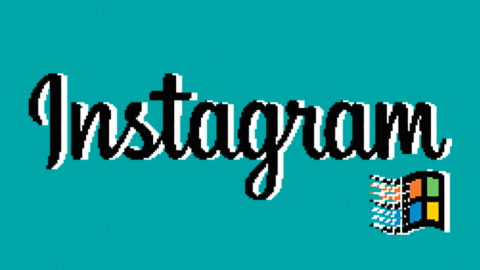 Instagram for Win95