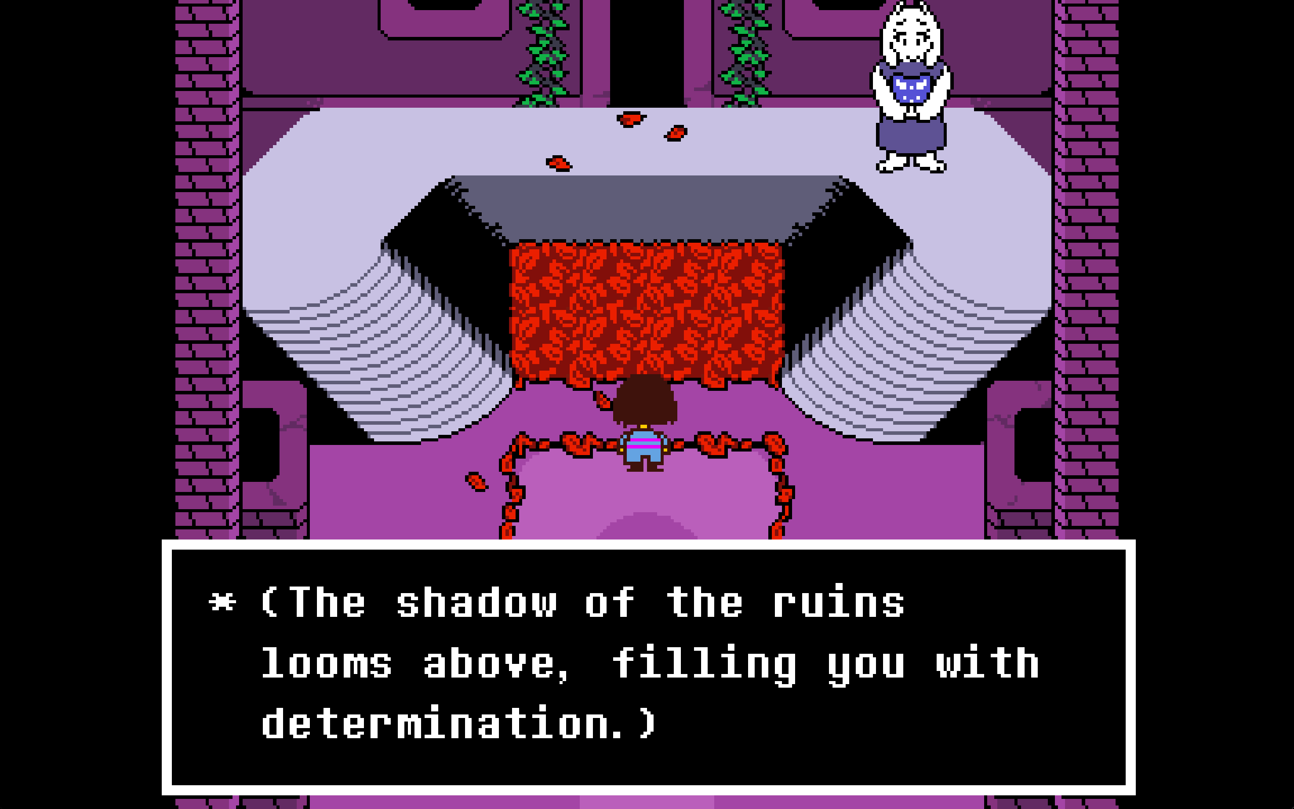 undertale one year later kill screen