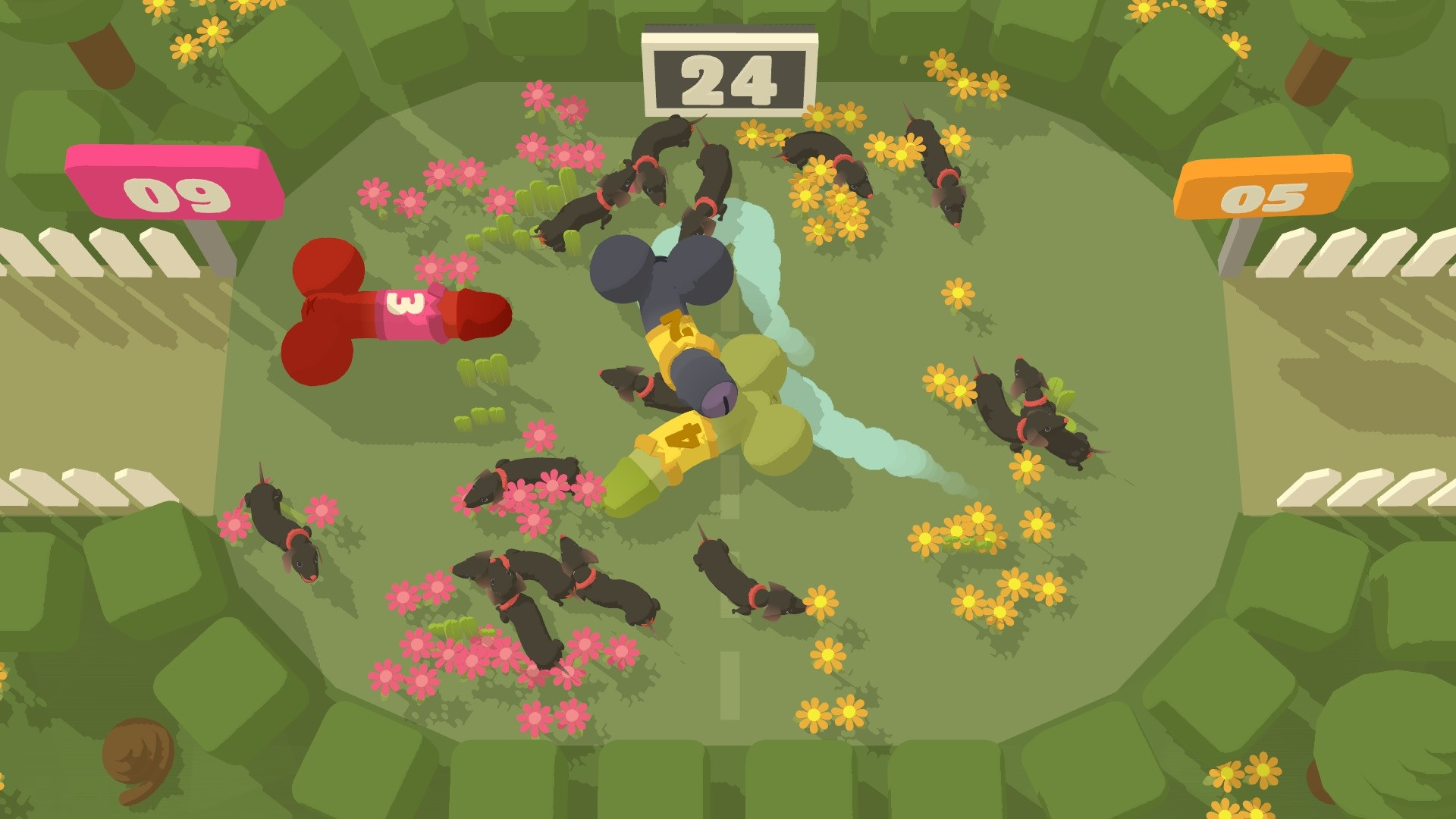 Genital Jousting penetrates Steam Early Access - contains dick pics