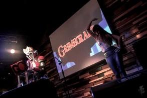 Lara Croft PAX Grimecraft and DJ Cutman 7