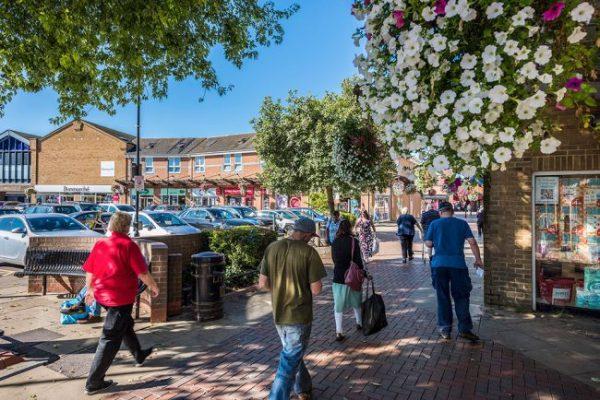 Connswater Shopping Centre & Retail Park — Killultagh