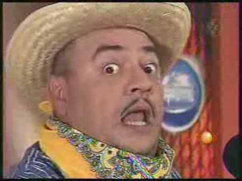 Charro Amarillo