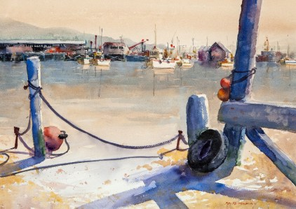 Ray Rattenbury - Best Watercolour