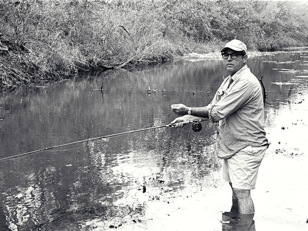 John McElroy — Fly Fishing