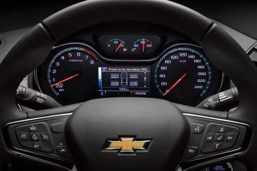 Chevrolet Cruze Pantalla (1)