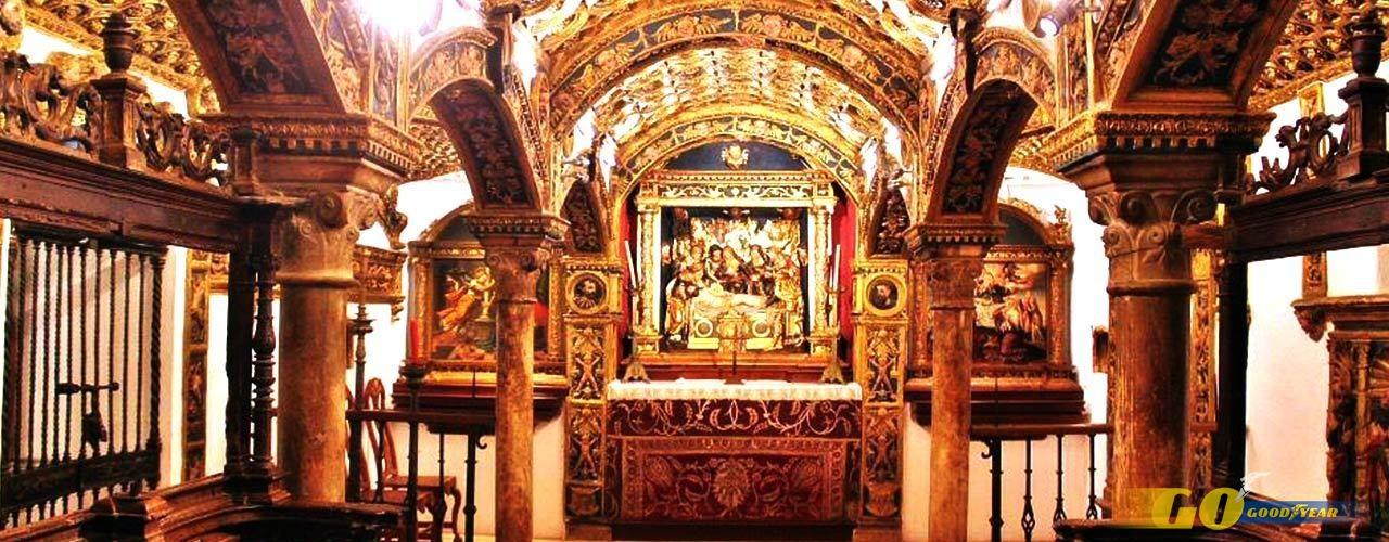 Colegiata Osuna Sevilla