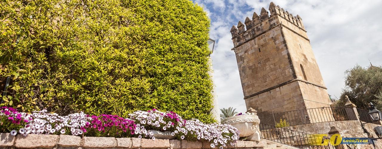 Alcazaba en Córdoba