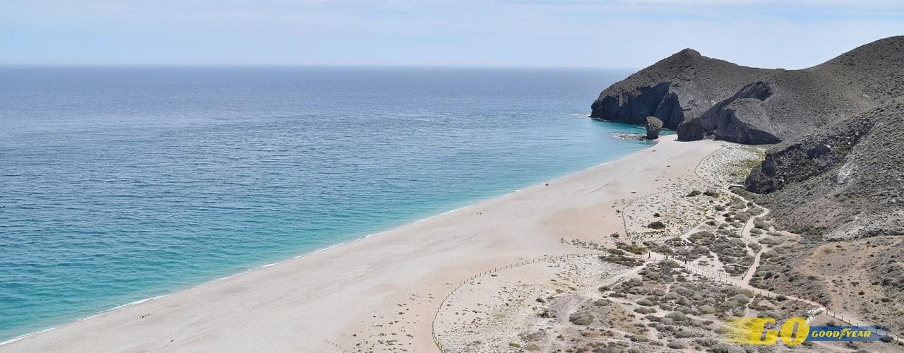 Playa de los Muertos, Andalucía