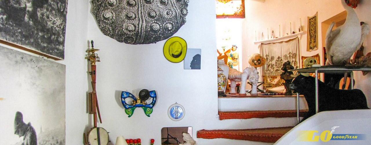 El laberinto de Dalí
