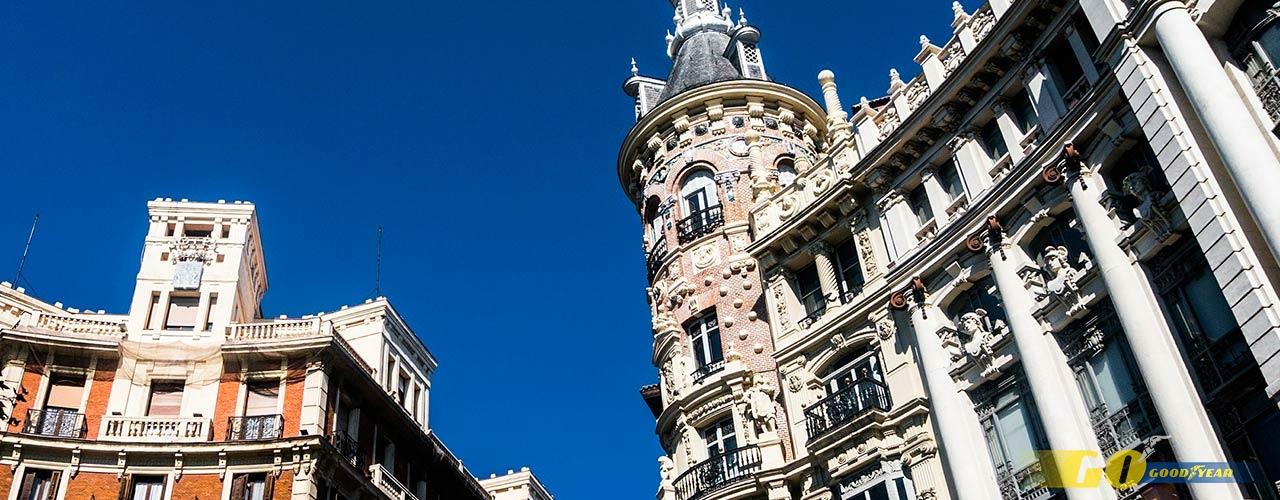 Barrio Antiguo de Madrid