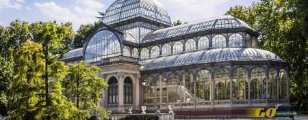 Madrid Palacio Cristal