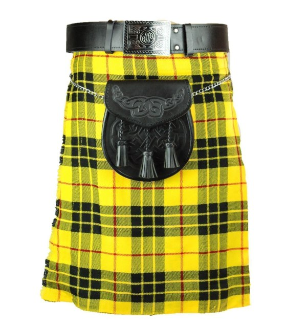 New-MCLEOD-OF-LEWIS-Scottish-Highland-Men-Traditional-Tartan-Kilt