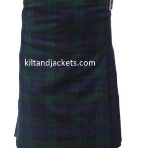 Scottish Black Watch Kilt