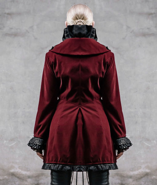 akacia-womens-jacket-frock-coat-red-velvet-goth-steampunk-back-510×600