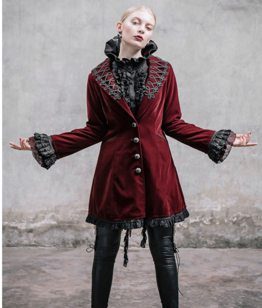 akacia-womens-jacket-frock-coat-red-velvet-goth-steampunk-hands-510×600