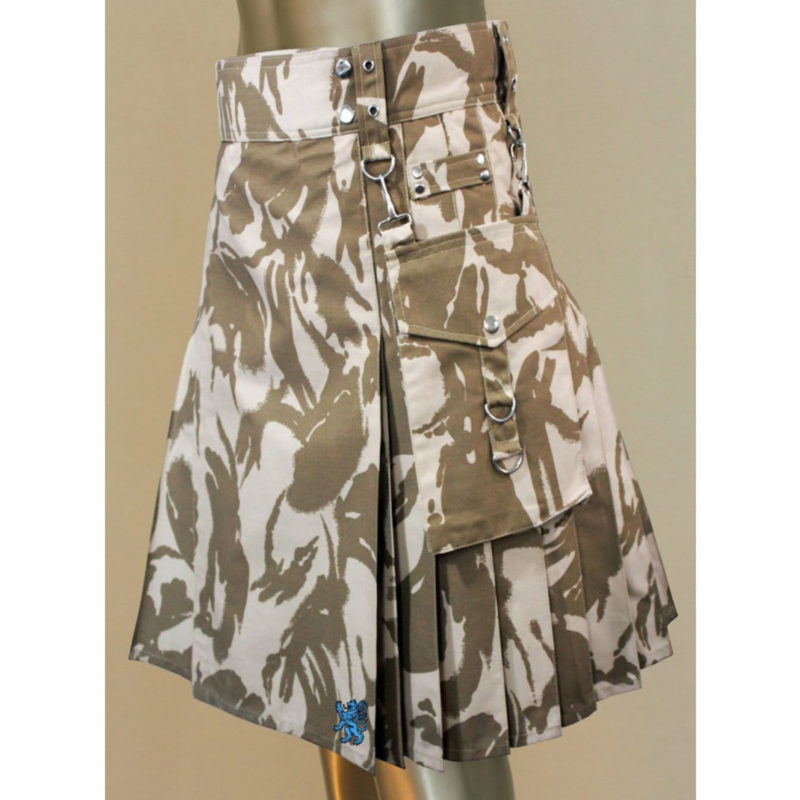 Best British Military Camo Kilt