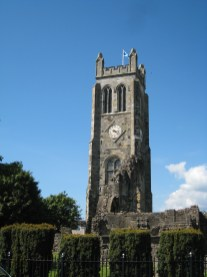 The Abbey Tower