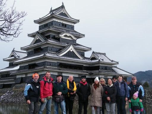 KIMAA at Matsumoto Castle