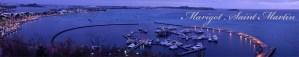 Marigot Harbour in Saint Martin
