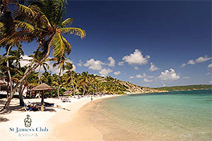 "St. James ClubSt. James's Club, Antigua W.I. Collectible Postcard ANU4657,size 153mm * 102mm ( 6"" x 4"")"
