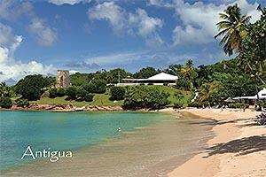 Hawksbill Resort postcard