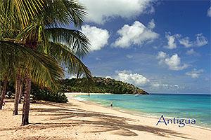 Galley Bay Antigua Collectible Postcard ANU4669