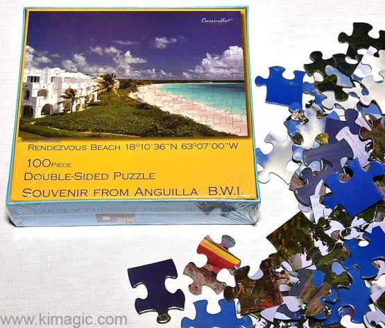 Double Sided Puzzle by KiMAGIC
