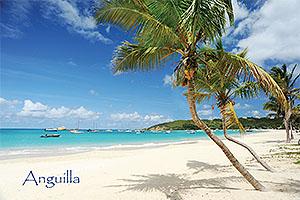 Anguilla Postcard