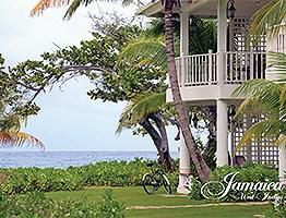 Jamaica Postcard Half Moon