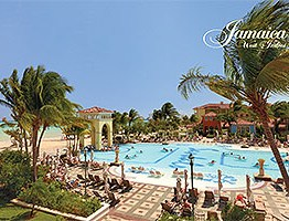 Jamaica Postcard Sandals