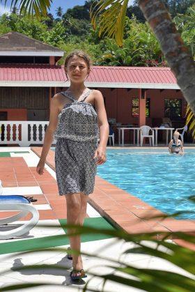 Jumper in Fox Grove Inn Fashion Shoot