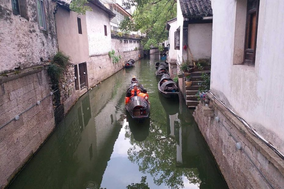 Old Shaoxing, China