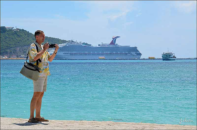 October 2014 Google MapsTop Photographer Igor Kravtchenko in Philipsburg Sint Maarten