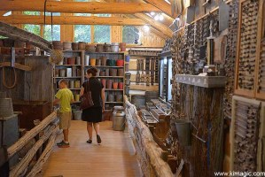 Inside the Maple Syrup Museum